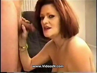 Mommy smoking while fucking