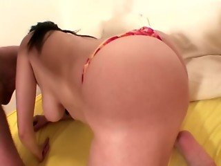 Cum swallowing bitch fucked