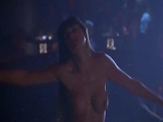 Demi Moore Pole Dancing In her Bra and Thong
