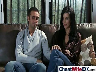 Adultery Housewife Get Nailed Hard movie-21