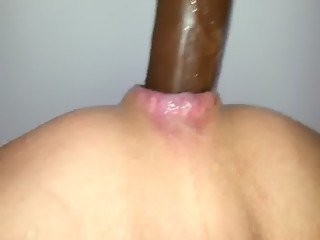 shemale with dildo
