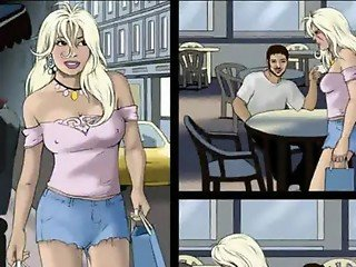 britney spears comic slideshow