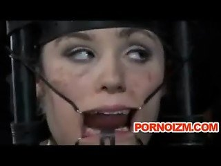 BDSM Slave Charlotte Vale in Infernal Restraints