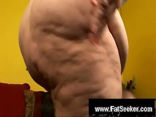 Chubby fucked after a blowjob