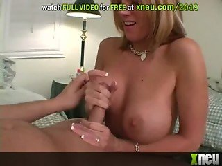 Great POV Blowjob With Titty Fuck And Handjob Included