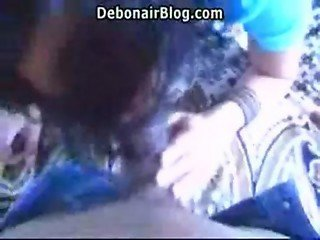 Horny desi wife sucking dick of husband on honeymoon MMS 2