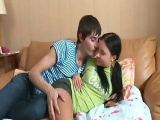 My another teenager from Russia banged