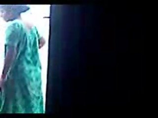 tamil aunty showing ass cleavage through nighty without wearing any panties