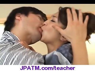 Nasty Japanese Teachers Banged In Classroom - vid 16