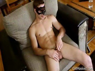 Muscled stud showing his fine body 4 gay porno