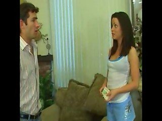 Isabella Dior the hot babysitter