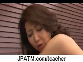 Nasty Japanese Teachers Banged In Classroom - vid 21