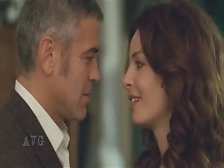 The American - Love Story - Violante Placido & George Clooney