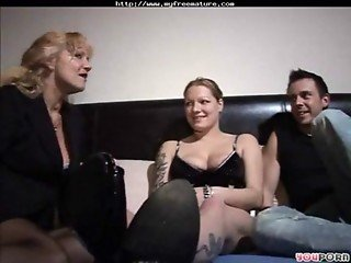 Threesome German mature mature porn granny old cumshots cumshot