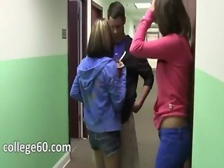 Young student havingsex schoolgirls
