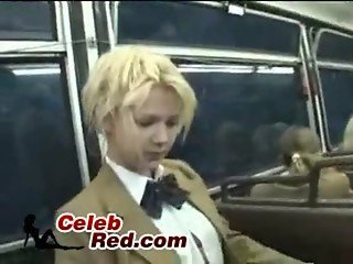 Blonde Schoolgirl Maniac Abuse Japanese Guy In Bus With Handjob japanese