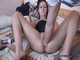 LA double-fisting-and-other-pussy-and-anal-gaping-tricks