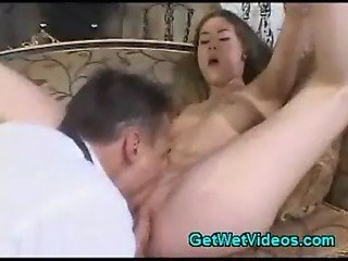 Cute Asian Fucked on Her Wedding Night