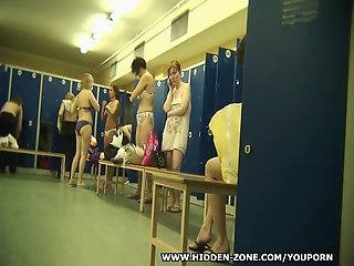 russian hidden voyeur locker room