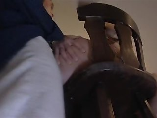 surprise anal in bar