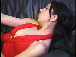 Lesbians with pussy pump and strapon - DBM Video