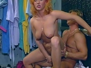 Oldschool German babe fucked - Sascha Production