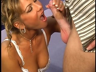 Classy lady takes a big dick - DBM Video