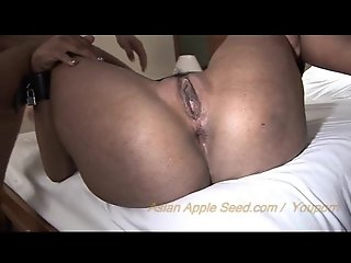 Double penetration on ultra hot asian girl who sells sex for money