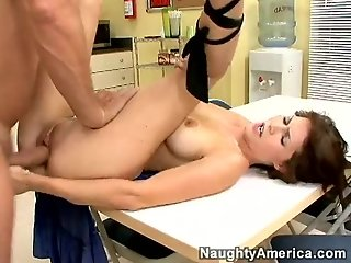 Jenna Lee fucked with her boss