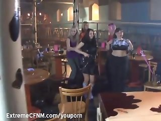 Extreme CFNM Party Girls