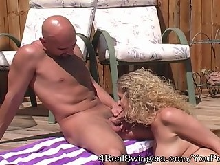 Swingers Fucking at the Pool!