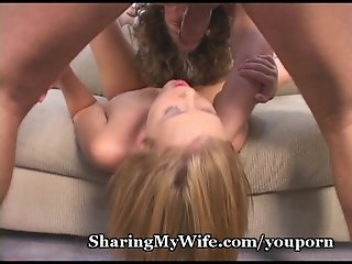 Dirty N' Hot Wife Sharing