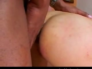 Her First Anal Sex Tape
