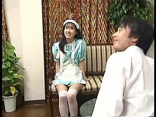 Young maid cleans her boss to - D + C Media