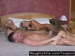 TRADING SPOUSES – AMATEUR SWINGER FOURSOME ORGY
