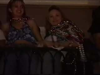 Getting close to the end of Mardi Gras (CLIP)