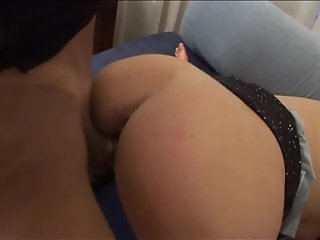 Shemale DPs a hot blonde with her friend - 3 vision entertainment