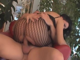 Moms bodystocking sex