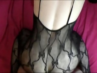 Fucking in a bodystocking