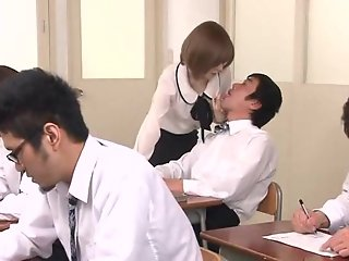 Teacher Yuria's Alluring Lesson