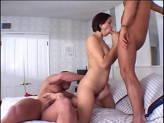 Daddy's little girl getting co-plowed - Un-Plugged