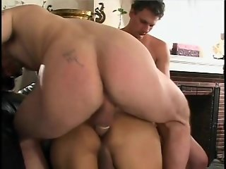 Shemale Orgy - Gentlemens Video