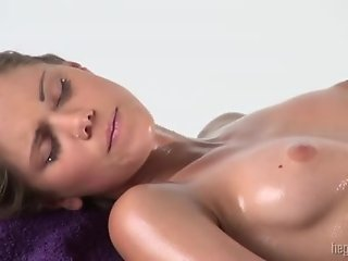 Hegre-Art - Caprice - Orgasmic Chills Massage