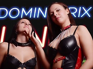 Dominatrix Linda Intro - the hottest Dominatrix in Germany