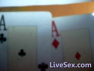 LiveSex.com - Poker sex