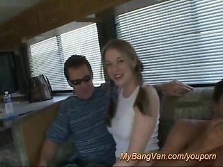 her first bang bus sex