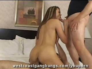 Amber Chase West Coast Gangbangs