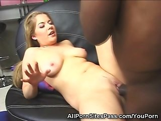 Hot Interracial Banging