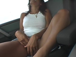 Hairy pussy meets monster cock Pt. 1/3