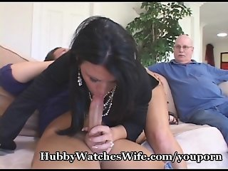 Dirty-Minded Cougar Targets Young Buck